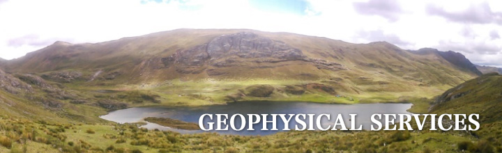 Geophysical Services