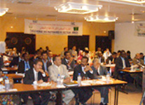Seminar attended by relevant persons from government and industry